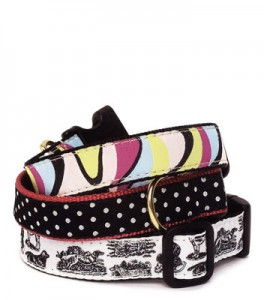 sedgwick collars from Up Country - see their wonderful selections and holiday gift ideas