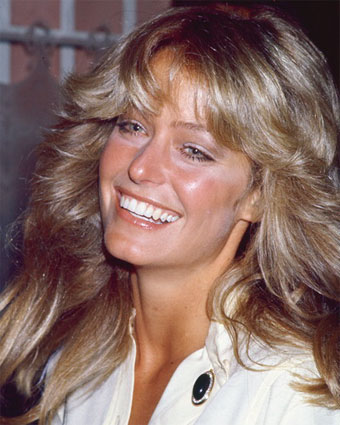 Farrah Fawcett photos