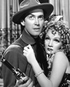 James Stewart and Marlene Dietrich photos