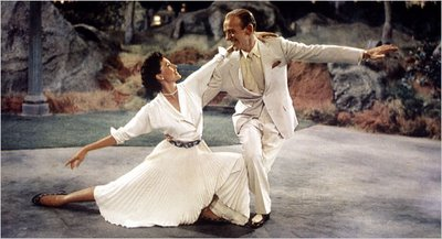 Photo of Cyd Charrise and Gene Kelly